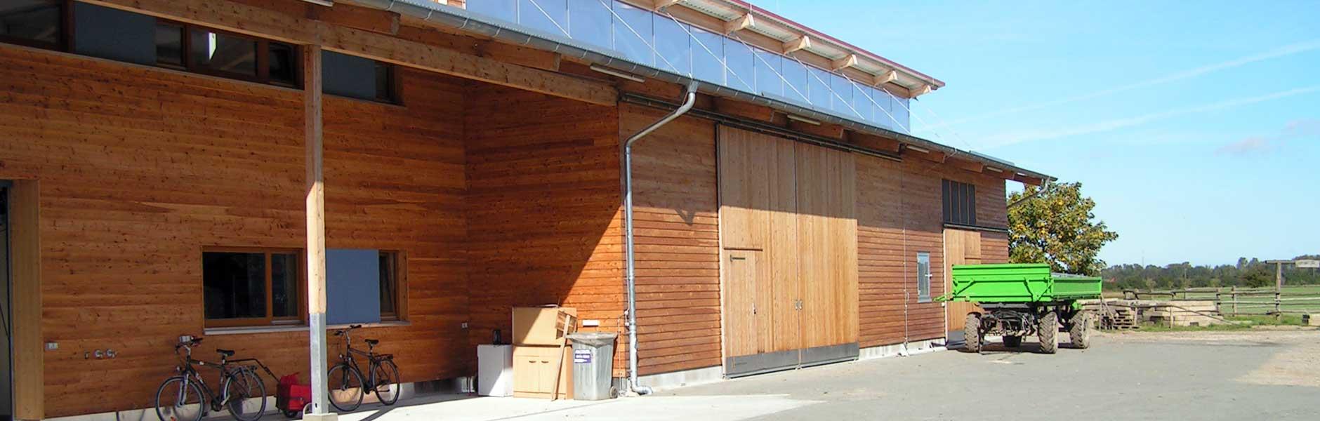 Neubau Dorfmeisterei im SOS-Kinderdorf Grimmen