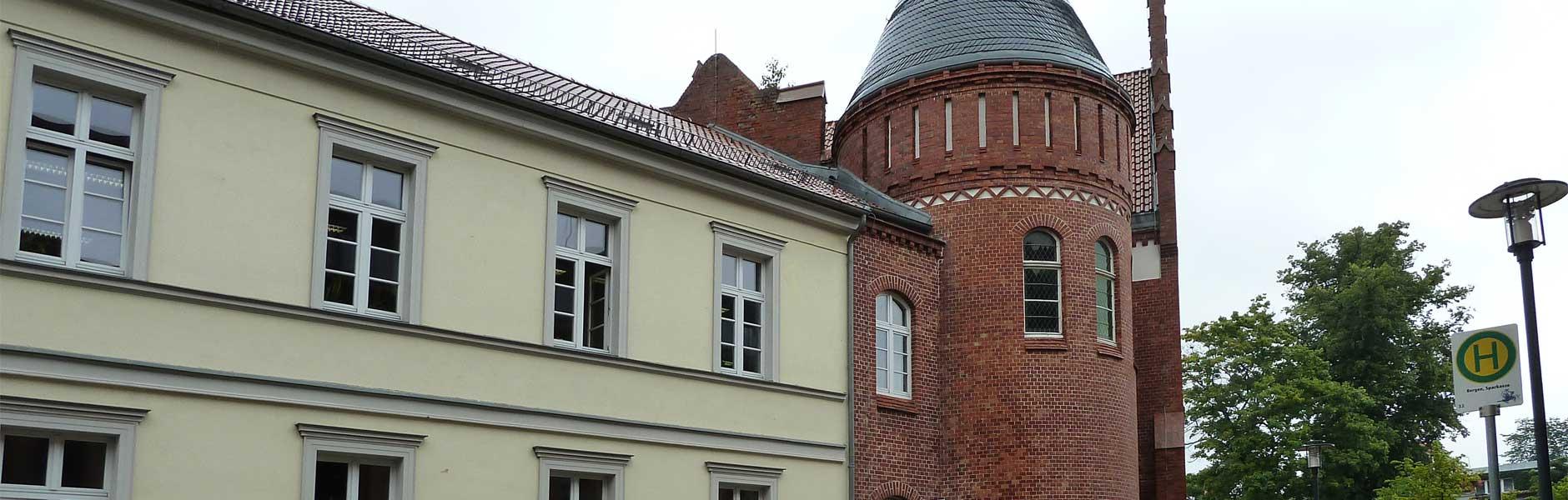 Instandsetzung, Modernisierung und Umbau des Amtsgerichts Bergen